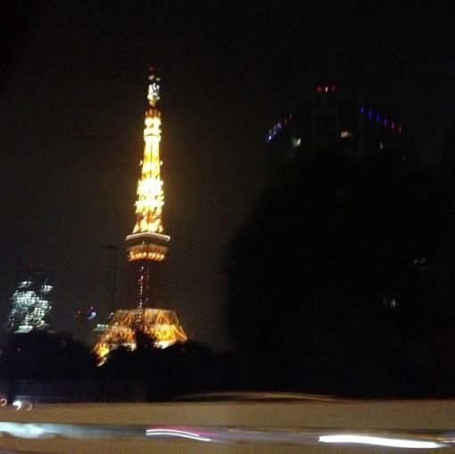 tokyotower \night