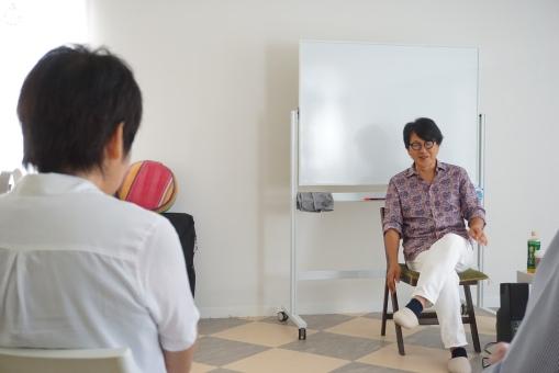 伊東先生と12回 青空禅塾