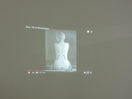 7月中尾流キキとエコール・ド・パリの画家たち