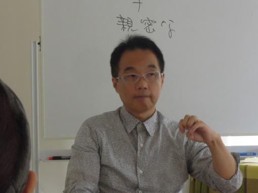 レンブラント〜中尾先生と。
